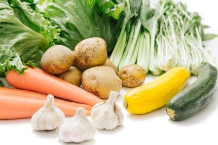 おいしい野菜の見分け方と調理方法