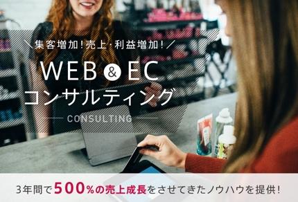2週間(10営業日)WEB & ECコンサルティング