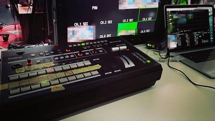 業務用機材混みのインターネットライブ配信(YouTube Live、ニコ生など)