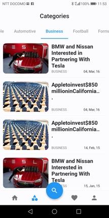 WodPress を iOS/Android のアプリにします