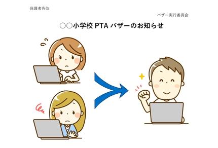 PTAのプリントをWord化します
