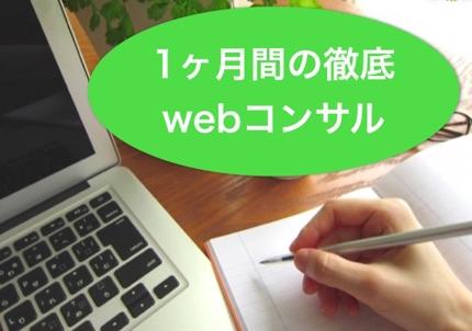 【1ヶ月間の徹底サポート】SEO対策・マネタイズ・運営戦略のWEBコンサル