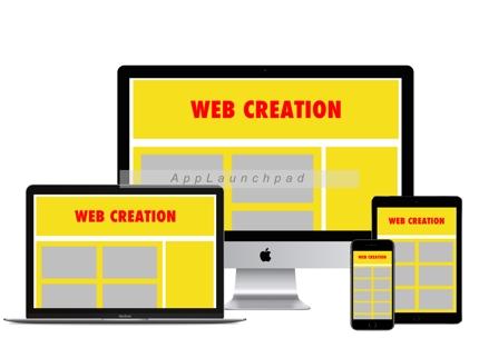 WEBサイト制作 (WordPress使用した更新可能なサイト)