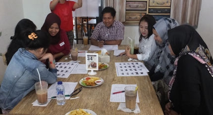 インドネシア ジャカルタでの顧客調査 商品評価 分析 提案