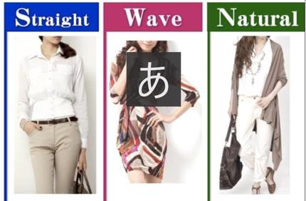雑誌で話題の骨格診断であなたに似合う服装をアドバイスします
