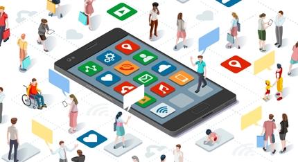 iOS/Android/Web対応のマルチプラットフォームアプリを制作