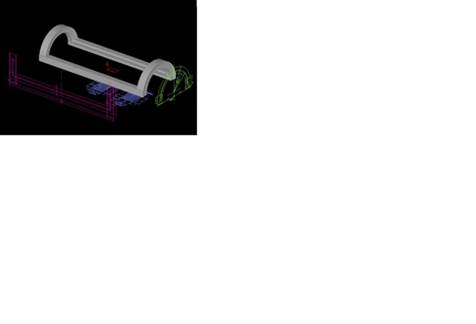 2D図面からの3Dデータ製作