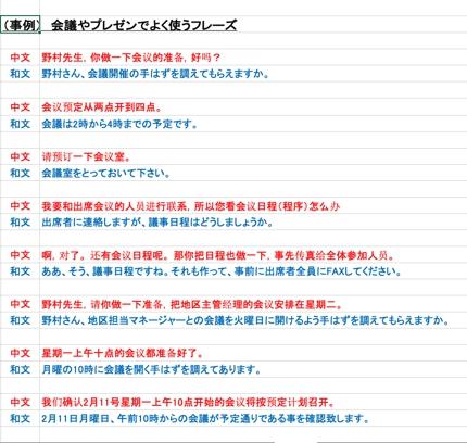 中文−和文の翻訳サービス