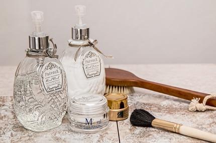 アロマ・フレグランス商品の香り(精油種類)の分析