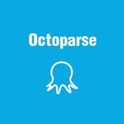 webスクレイピングフローファイルの提供。(Octparse)