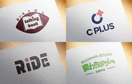 ココナラの販売実績100件以上!洗礼されたロゴデザインをオープン価格で作成します