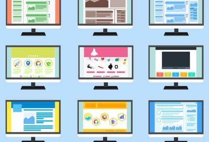 Webサイトのデザイン制作(TOPページのみ)