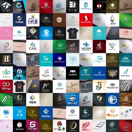 ★ロゴデザインの実績1,000社以上★ オリジナルロゴデザイン制作