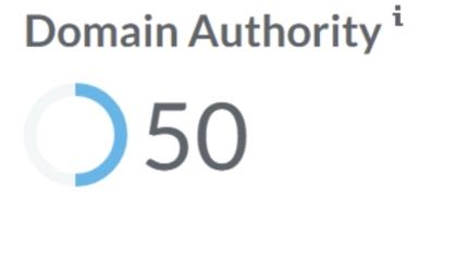 DA50のサイトから自然な高品質被リンクを送ります