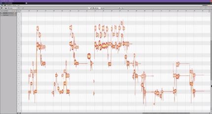 ボーカルのピッチ・リズム修正・ノイズ除去します