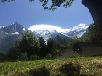 ヨーロッパアルプス山行計画作成のお手伝い