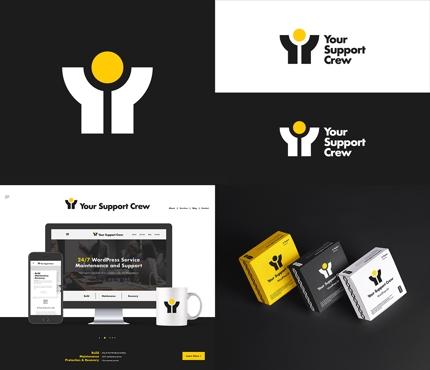 修正回数無制限!シンプルで高品質なロゴを海外コンペ優勝デザイナーが作成します。