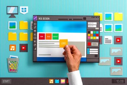 商用Webメディアのデザイン制作