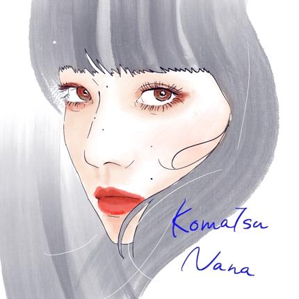 似顔絵や挿絵のイラストを作成します。