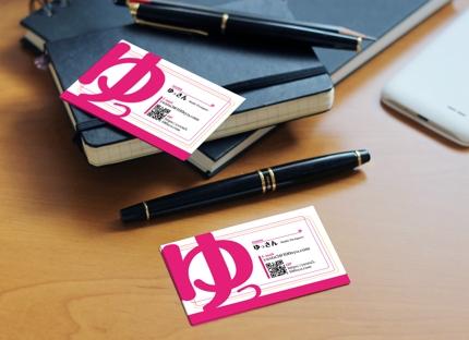 破格の安さで名刺デザイン。完全オーダーメイド。修正無制限!!ショップカードもOK