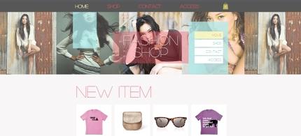 サンプル有◎Wixで美麗ホームページ制作いたします。月額0円でWebサイト運営!