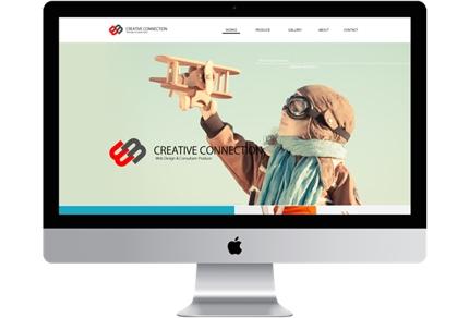 Webサイト トップページデザイン制作