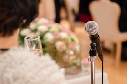 披露宴、結婚式のスピーチ原稿(仲人、上司、友人、同僚など)を代筆いたします!