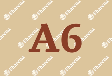 【A6】チラシデザイン(ポストカードも)