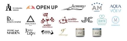 イタリアで働くプロデザイナーがロゴをデザインします