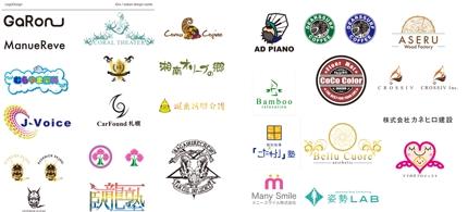 【ロゴデザイン】1点1点丁寧に末永く愛されるロゴをデザインします。