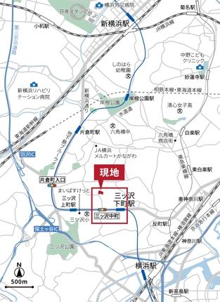 地図専門イラストレーター■広域マップを作成します。