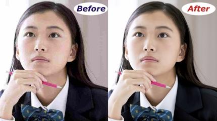 画像の高画質化◆AI技術で低画質の写真を鮮明に再生成します【高解像度変換】