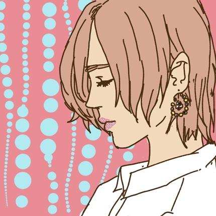 【SNSアイコン用】5割増し美化似顔絵(似せつつ美化)