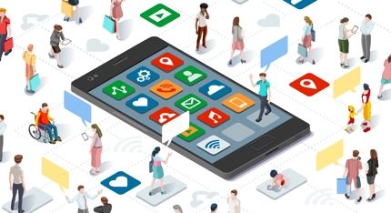 Android/iOS/Web対応のマルチプラットフォームアプリを制作