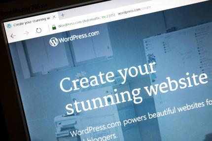 Wordpressの設置・導入を手伝います
