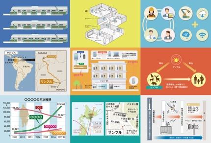グラフ、図解、相関図など各種インフォグラフィックを5000円から作成いたします!