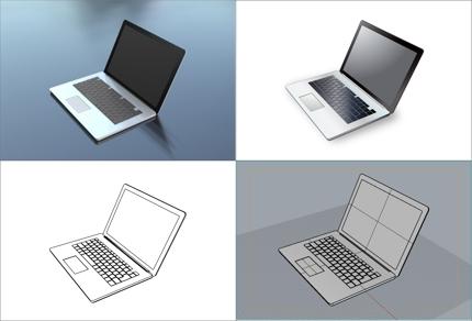 3D CG/イラスト/3Dモデルデータの制作