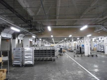 中国の倉庫会社にて不明荷物の調査・交渉・発送
