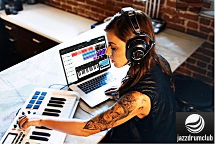 メロディーを編曲して希望の楽曲にしたい方、PCで完成させるノウハウを指導します