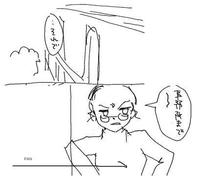漫画動画ネーム描きます
