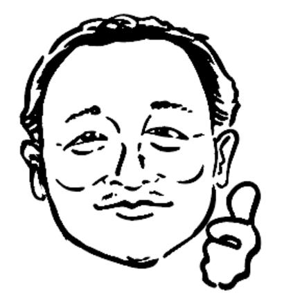 【似顔絵制作】aiデータにてお渡し