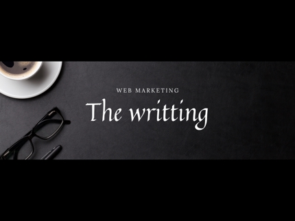 SEO上位表示させるための「企画立案」「記事構成」「記事執筆」の業務が可能です。