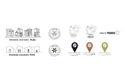 ロゴ シンプルですこしあそびごころのあるロゴを、心を込めてデザインいたします