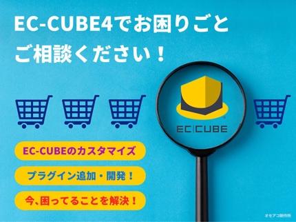 EC-CUBE4の追加機能・エラー解消などをお手伝いします!