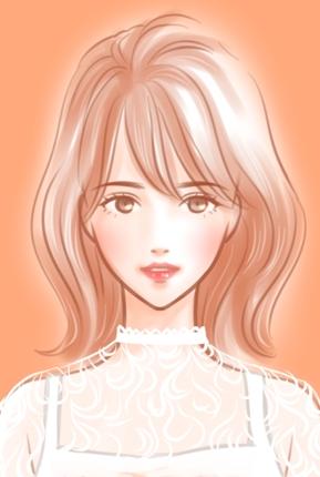 ファッション誌系タッチの女性のイラスト描きます!