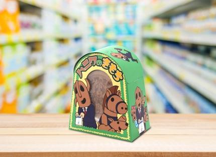 商品の魅力をお客様にしっかり伝えるパッケージデザイン