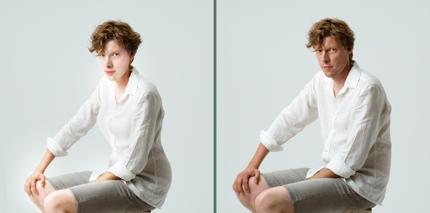 ポートレート(肖像写真)データの鬼編集・・美白、痩身から異性化まで
