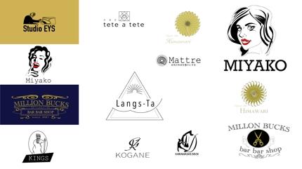 ロゴ,名刺,等のグラフィックデザイン