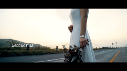 【サンプル動画あり】まるで映画のような「結婚式オープニング動画」制作します。