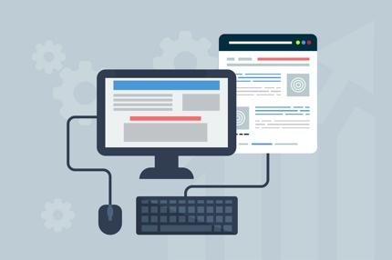 デザイン性・使いやすさの両方を兼ね備えたWEBサイトを製作いたします!